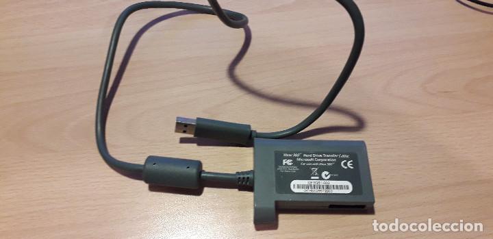 Videojuegos y Consolas: 08-00362 - cable xbox 360 drive transfer - Foto 3 - 212304947