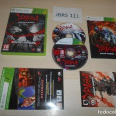 Videojuegos y Consolas: XBOX 360 - YAIBA NINJA GAIDEN Z - EDICION SPECIAL , PAL ESPAÑOL , COMPLETO. Lote 212408671