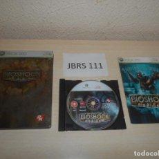 Videojuegos y Consolas: XBOX 360 - BIOSHOCK , PAL ESPAÑOL , COMPLETO. Lote 212409380