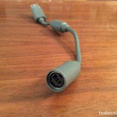 Videojuegos y Consolas: CABLE ADAPTADOR PARA MANDOS DE MICROSOFT XBOX 360 A USB PC. Lote 213071803