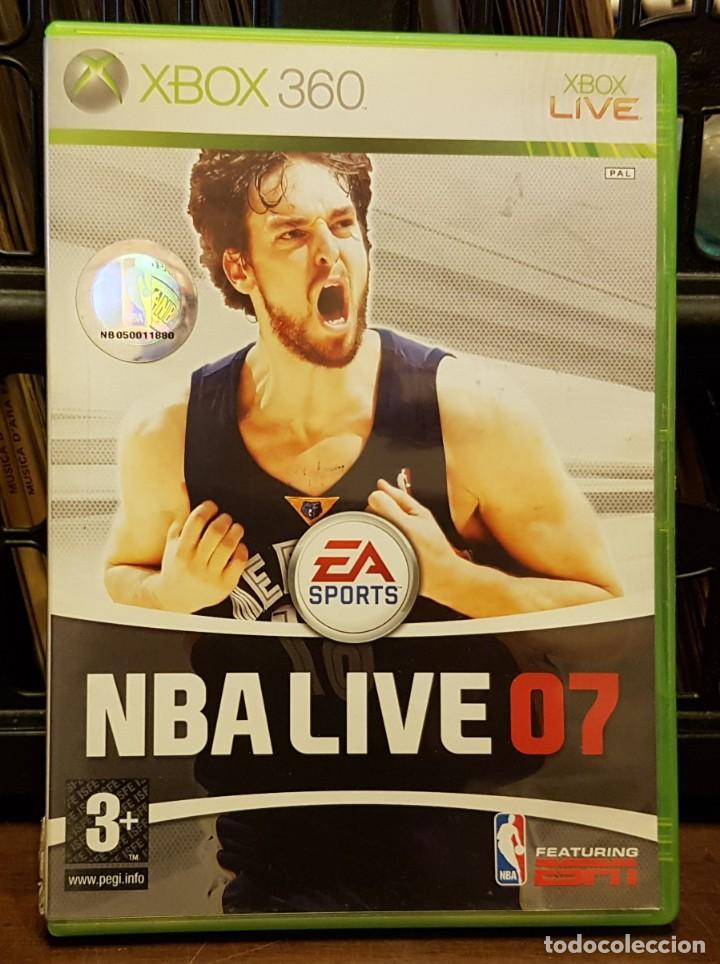 NBA LIVE 07 (Juguetes - Videojuegos y Consolas - Microsoft - Xbox 360)