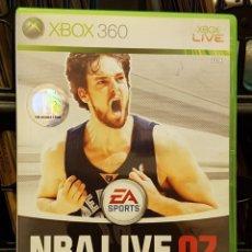Videojuegos y Consolas: NBA LIVE 07. Lote 213713342