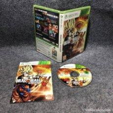 Videojuegos y Consolas: DRAGON BALL XENOVERSE MICROSOFT XBOX 360. Lote 213828983