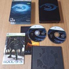 Videojuegos y Consolas: JUEGO XBOX 360 - HALO 3 EDICION COLECCIONISTA - COMPLETO - PAL ESPAÑA. Lote 213987038