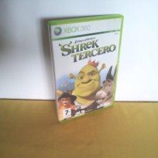 Videojuegos y Consolas: SHREK TERCERO - XBOX 360 - DREAMWORKS 2007. Lote 215915610