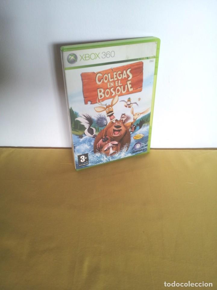 COLEGAS EN EL BOSQUE - XBOX 360 - UBISOFT 2006 (Juguetes - Videojuegos y Consolas - Microsoft - Xbox 360)