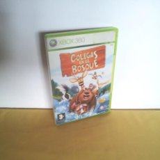 Videojuegos y Consolas: COLEGAS EN EL BOSQUE - XBOX 360 - UBISOFT 2006. Lote 215918217