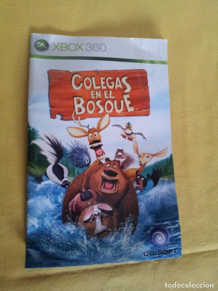 Videojuegos y Consolas: COLEGAS EN EL BOSQUE - XBOX 360 - UBISOFT 2006 - Foto 4 - 215918217