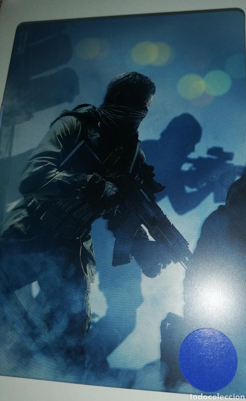 Videojuegos y Consolas: Call Of Duty Ghosts caja metálica Pal España - Foto 3 - 216645272