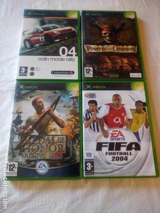LOTE DE 4 JUEGOS X BOX. (Juguetes - Videojuegos y Consolas - Microsoft - Xbox 360)