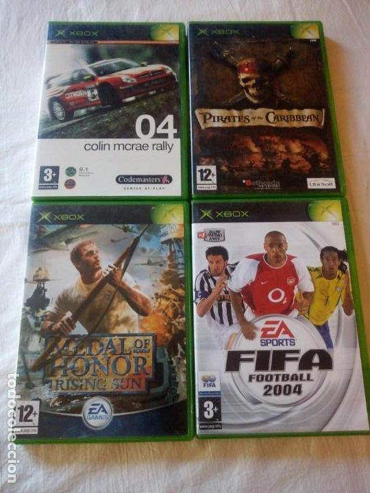 Videojuegos y Consolas: Lote de 4 juegos x box. - Foto 2 - 217162626