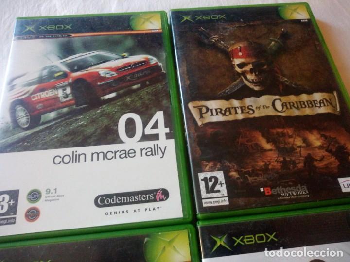 Videojuegos y Consolas: Lote de 4 juegos x box. - Foto 3 - 217162626