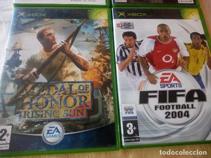 Videojuegos y Consolas: Lote de 4 juegos x box. - Foto 4 - 217162626