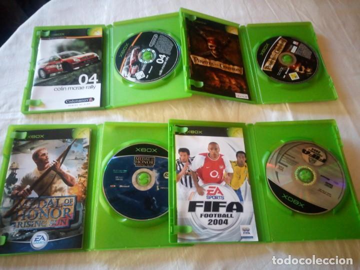 Videojuegos y Consolas: Lote de 4 juegos x box. - Foto 5 - 217162626