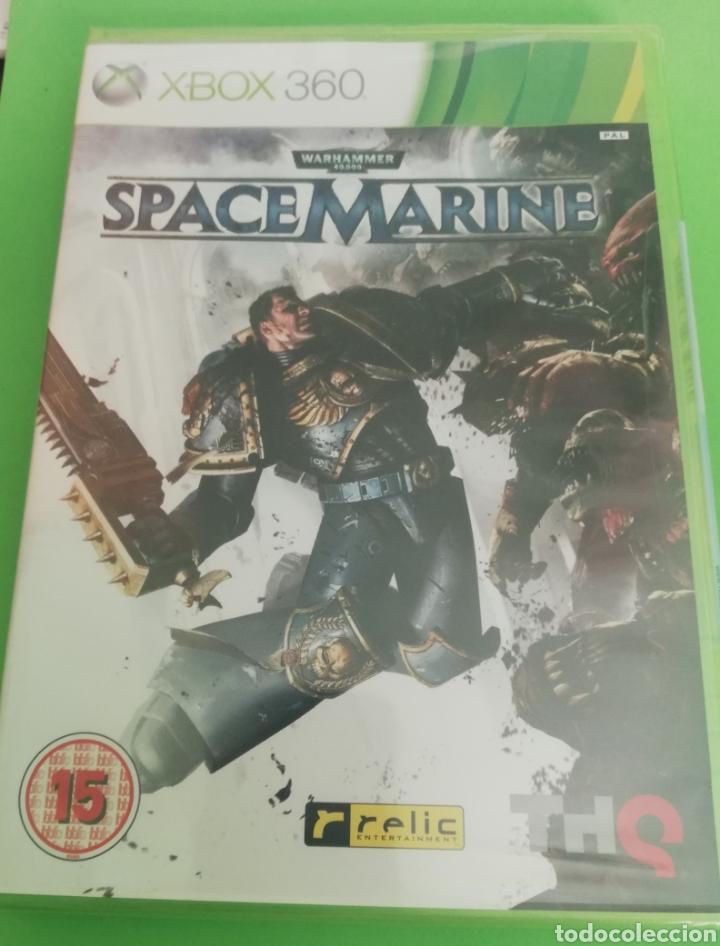SPACE MARINE XBOX 360 PRECINTADO, UK (Juguetes - Videojuegos y Consolas - Microsoft - Xbox 360)
