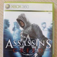 Videojuegos y Consolas: ASSASSIN'S CREED - JUEGO DE XBOX360. Lote 217456026