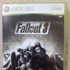 Videojuegos y Consolas: FALLOUT 3 - JUEGO DE XBOX360. Lote 217458313