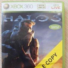 Videojuegos y Consolas: HALO 3 - JUEGO DE XBOX 360. Lote 217460573