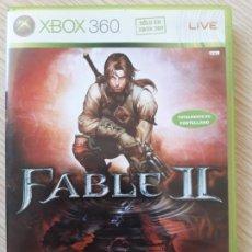 Videojuegos y Consolas: FABLE II - JUEGO DE XBOX 360. Lote 217461145