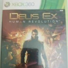 Videojuegos y Consolas: DEUS EX HUMAN REVOLUTION PAL ESPAÑA PRECINTADO. Lote 217683506
