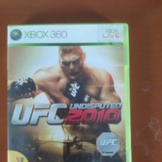 Videojuegos y Consolas: UFC UNDISPUTED 2010. Lote 217828560