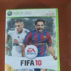 Videojuegos y Consolas: FIFA 10. Lote 217828798