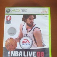 Videojuegos y Consolas: NBA LIVE 08. Lote 217829553