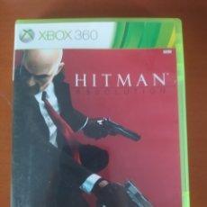 Videojuegos y Consolas: HITMAN ABSOLUTION. Lote 217830490