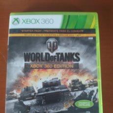 Videojuegos y Consolas: WORLD OF TANKS. Lote 217831292