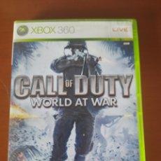 Videojuegos y Consolas: CALL OF DUTY WORLD AT WAR. Lote 217831735
