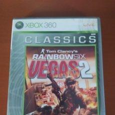 Videojuegos y Consolas: RAINBOW SIX VEGAS 2. Lote 217832637