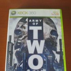 Videojuegos y Consolas: ARMY OF TWO. Lote 217832761