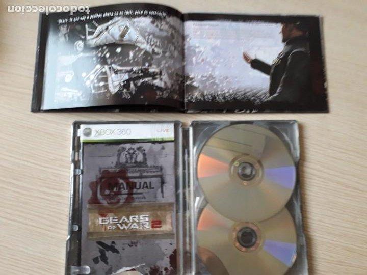 Videojuegos y Consolas: Gears of War 2 Edición Coleccionista XBOX 360 - Foto 6 - 217936832