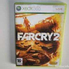 Videojuegos y Consolas: FAR CRY 2 XBOX 360. Lote 217977827