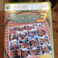 Videojuegos y Consolas: XBOX 360 - SMASH COURT TENÉIS 3 - NUEVO. Lote 218041115