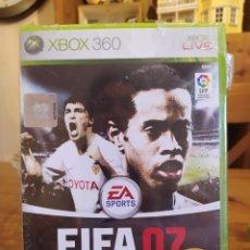 Videojuegos y Consolas: XBOX 360 - FIGA 07 - NUEVO. Lote 218042968