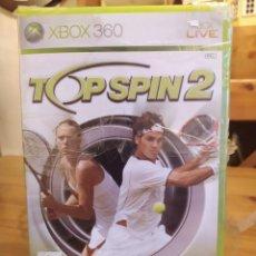 Videojuegos y Consolas: XBOX 360 - TOP SPIN 2- NUEVO. Lote 218043591