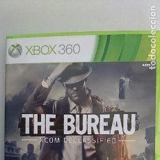 Videojuegos y Consolas: THE BUREAU XCOM DECLASSIFIED XBOX 360 PAL ESPAÑA. Lote 218188048