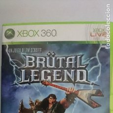Videojuegos y Consolas: BRUTAL LEGEND XBOX 360 PAL ESPAÑA. Lote 218188105