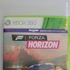 Videojuegos y Consolas: FORZA HORIZON XBOX 360 PAL ESPAÑA. Lote 218188398