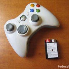 Videojuegos y Consolas: PORTAPILAS TAPADERA BATERIA MANDO XBOX 360. Lote 218593790