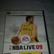 Videojuegos y Consolas: NBA XBOX360. Lote 218611941