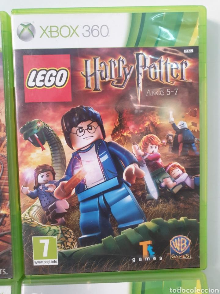 Videojuegos y Consolas: Lote Juegos Lego XBOX 360 - Foto 2 - 218660283