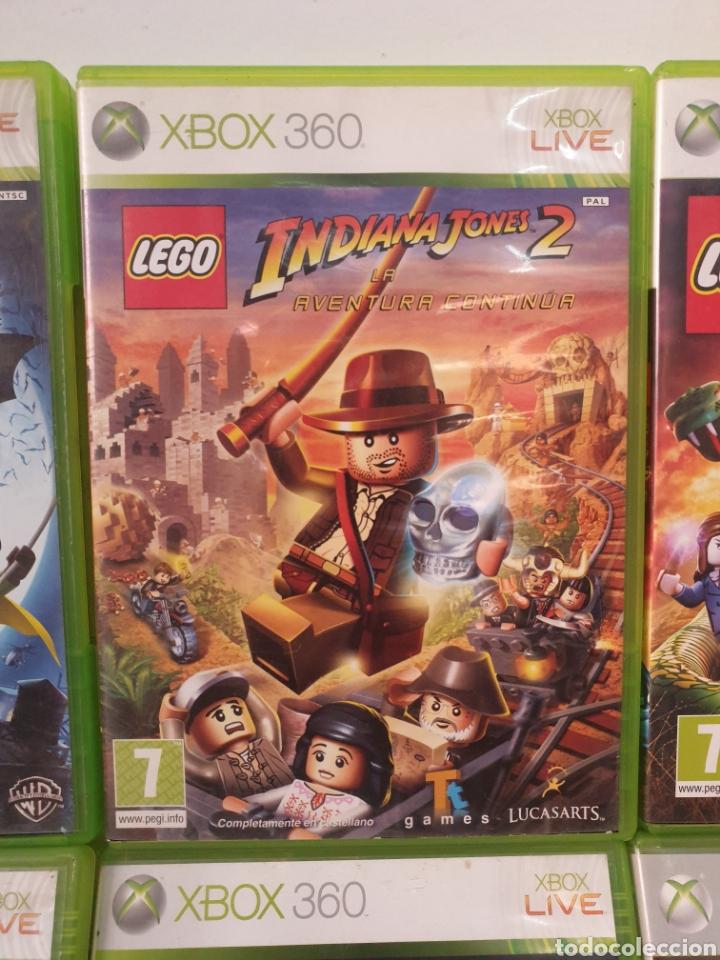 Videojuegos y Consolas: Lote Juegos Lego XBOX 360 - Foto 3 - 218660283