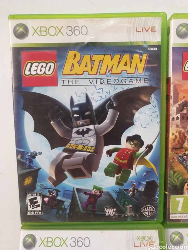 Videojuegos y Consolas: Lote Juegos Lego XBOX 360 - Foto 4 - 218660283