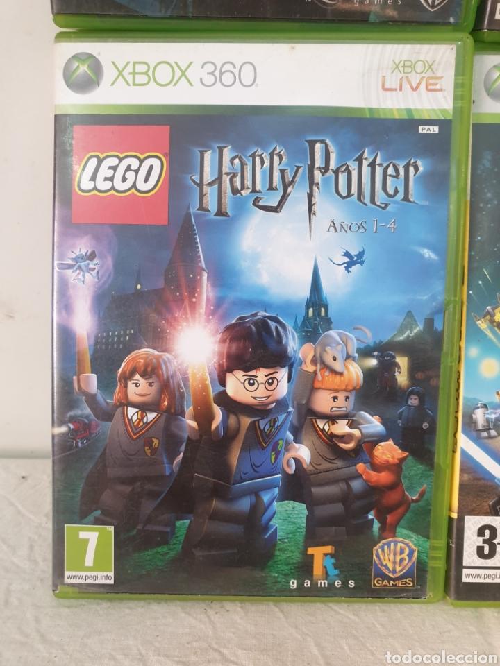Videojuegos y Consolas: Lote Juegos Lego XBOX 360 - Foto 5 - 218660283