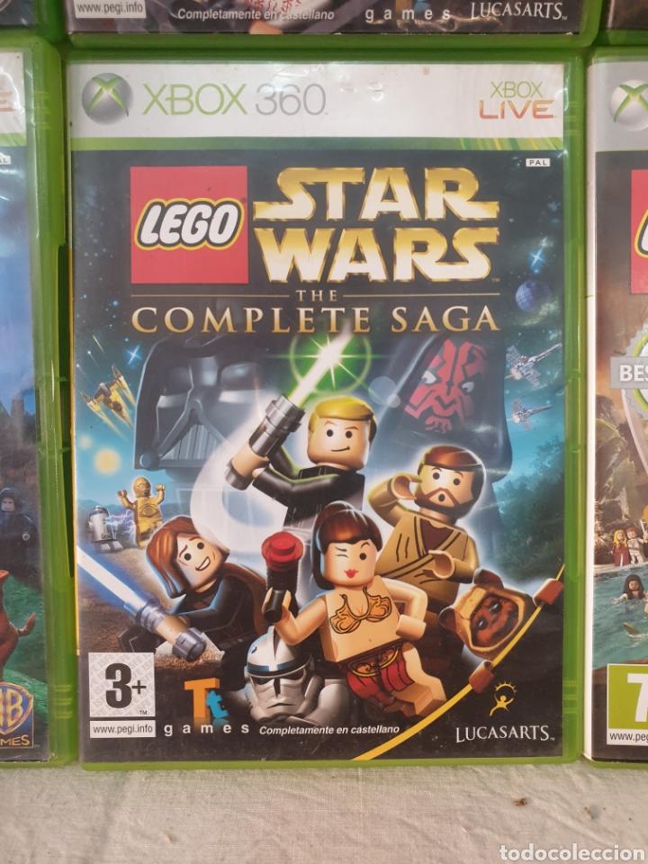 Videojuegos y Consolas: Lote Juegos Lego XBOX 360 - Foto 6 - 218660283