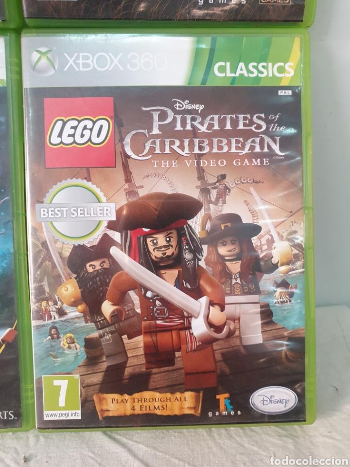 Videojuegos y Consolas: Lote Juegos Lego XBOX 360 - Foto 7 - 218660283