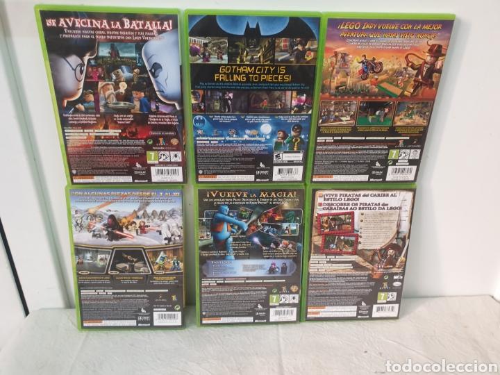 Videojuegos y Consolas: Lote Juegos Lego XBOX 360 - Foto 9 - 218660283