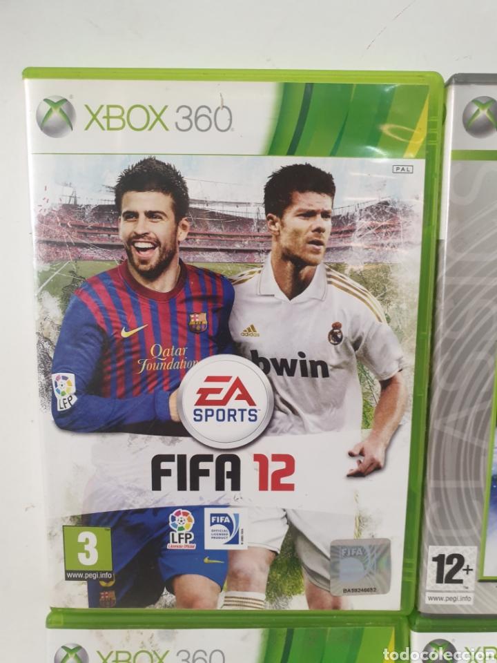 Videojuegos y Consolas: Lote Xbox 360 - Foto 3 - 218661901